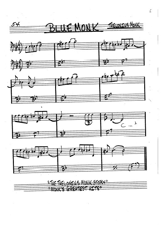 Essential Jazz Repertoire - Taming The Saxophone